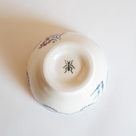 ボウル・大「ツバメ」Ф13.5cm  /ヴィンテージスタイル