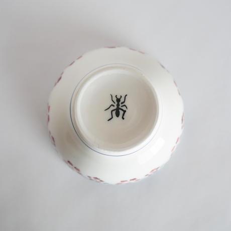 ボウル(小)「忘れな草」Ф10.5cm/ヴィンテージスタイル