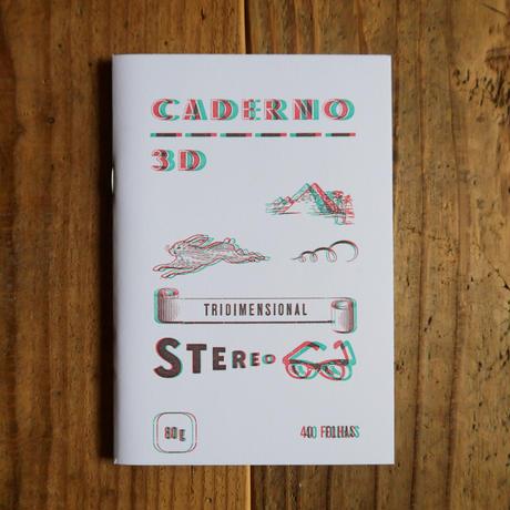 活版印刷のノート /  3D