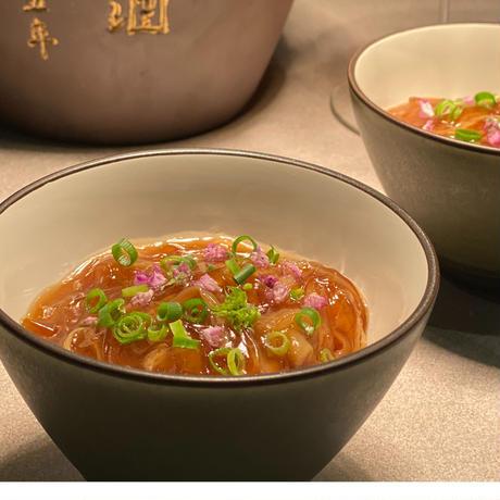 『イノベーティブ中華Variesの大人気『フカヒレ飯』入りおうち中華セット5種』