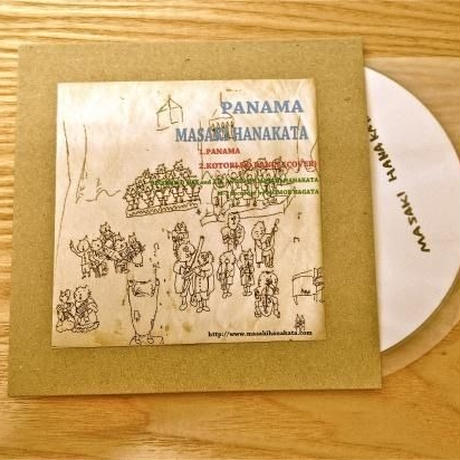 PANAMA [ CD-R demo single 2012]