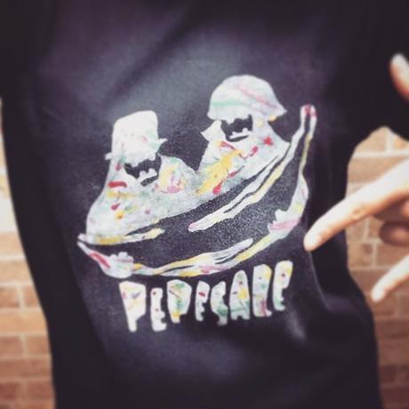ハンドメイドビッグサイズ(3L)Tシャツ