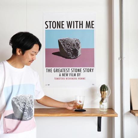 TOMOTERU NISHIMURA HOMME STONE T-SHIRTS