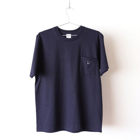 PERHAPS LOGO POCKET T-SHIRTS