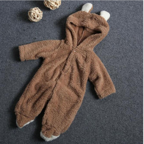 バスローブパジャマ 赤ちゃん用
