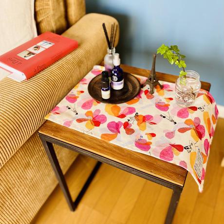 WEB限定特別価格*ルネフラワーフェアー*STAY HOME PLAN*【ルネフラワー】テーブルマット【全2色】
