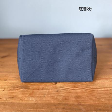 新発売*帆布コンビ[L]トートバッグ【セーヌ】(全3パターン)