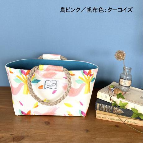 新発売*パンバッグ【鳥】(全2色・4パターン)