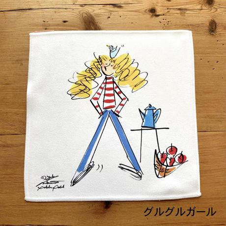 *新柄「KYOTO」*【YUKI NAKAMURA  illustration】【全4柄】マイクロファイバークロス