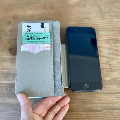 Android手帳型ケース/Mサイズ・Sサイズ【チロル】
