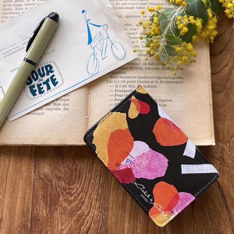 名刺ケース(カードケース)【鳥・花】【全5柄】
