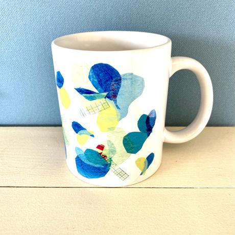 【花】(レ・フルール)【全2色】マグカップ