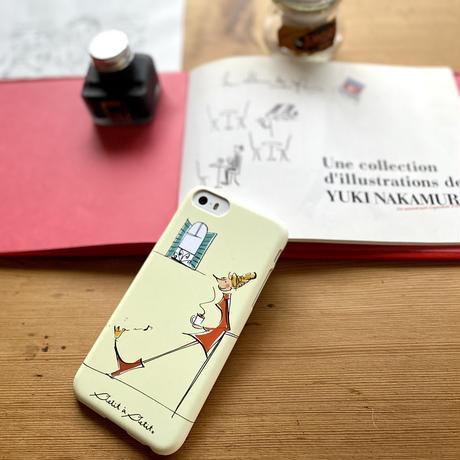 iPhoneプラスチックケース【パリジェンヌシリーズ】iPhone12 Pro Max/11Pro Max/XS MAX/iPhonePlus (6/6s/7/8)