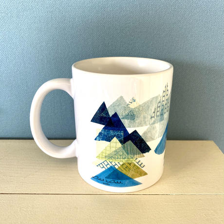 マグカップ【山】(レ・モンターニュ)【全3色】