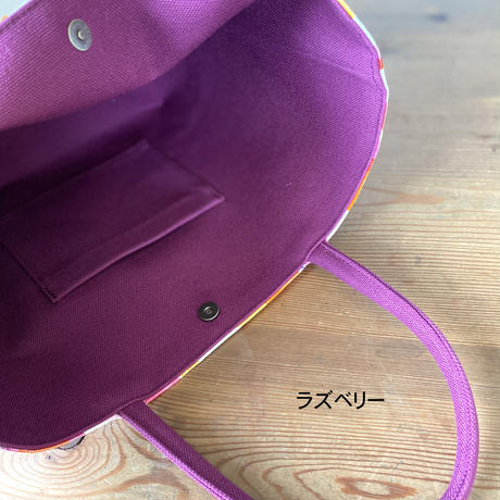 新発売*帆布コンビ[L]トートバッグ【山】(全2色・3パターン)