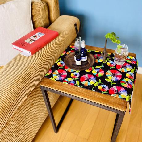 STAY HOME PLAN*【虹花】テーブルマット【全2色】