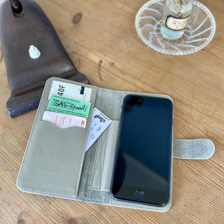 Android手帳型ケース/Mサイズ・Sサイズ【本】(リーヴル)【全2色】