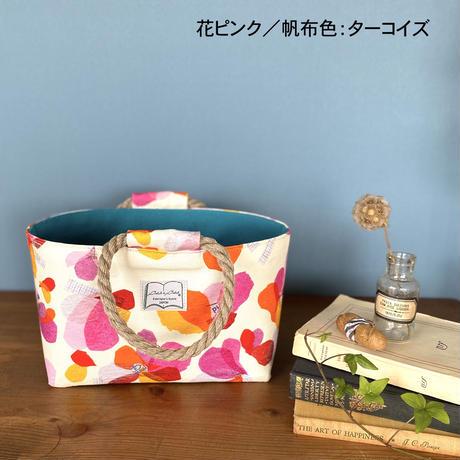 新発売*パンバッグ【花】(全2色・4パターン)
