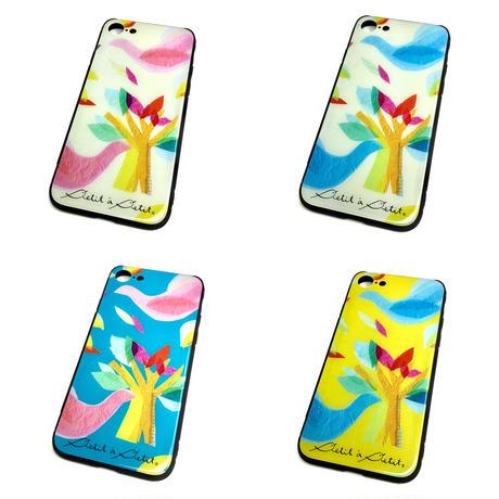 ★10日でお届け【鳥】(ロワゾ)【全4色】iphoneXR/XSMax背面ガラスケース