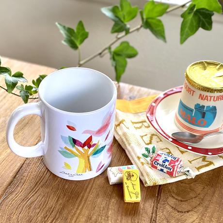 マグカップ【鳥】【全2色】