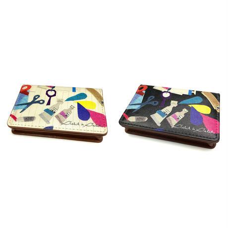 名刺ケース(カードケース)【文房具】(パプトリー)【全2色】