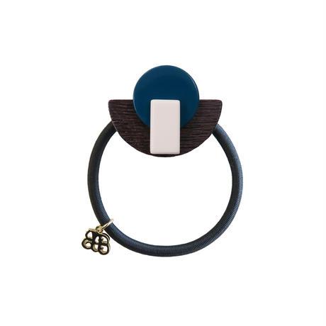 ellie hair elastic blue