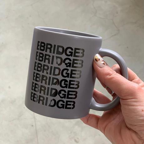 BRIDGE(ブリッジ)A7325 マグカップ グレー