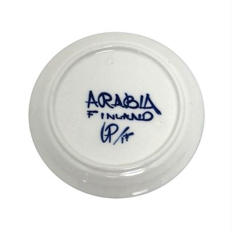 ARABIA(アラビア)Valencia コーヒーカップ&ソーサー 06