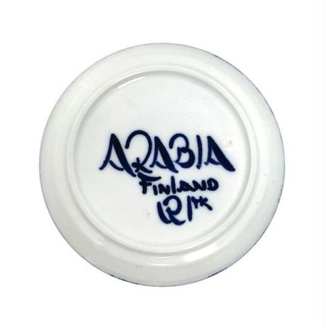 ARABIA(アラビア)Valencia デミタスカップ&ソーサー (小)