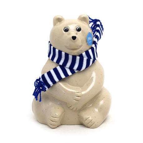 MK Tresmer(エムケー・トレスマー)PB2019 Polar Bear Money Box BLU