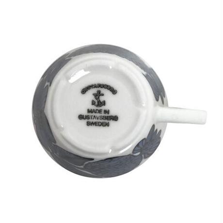GUSTAVSBERG(グスタフスベリ)【復刻版】ASTER コーヒーカップ&ソーサー BLU 01