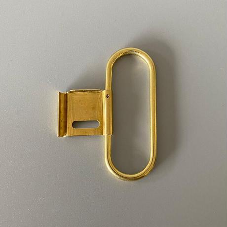 CANDY DESIGN&WORKS(キャンディーデザインワークス)キーリング Brass