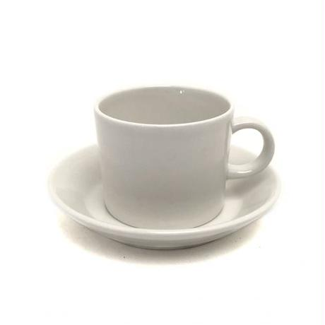 ARABIA(アラビア)TEEMA(ティーマ)コーヒーカップ&ソーサー WHT 02