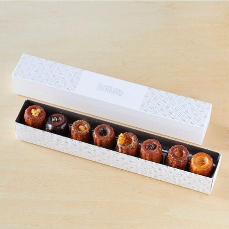 【カヌレ2箱セット3300⇨2980】全種類味わいたいなら迷わず‼️『ハナカヌレ』&『おつまみカヌレ』