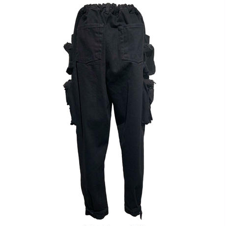 Ksenia Schnaider MEN/ MULTI POCKET  TRACK PANTS