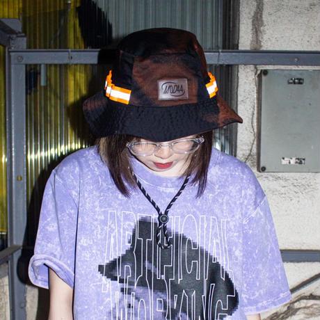 M0D44/PAVER HAT/BROWN