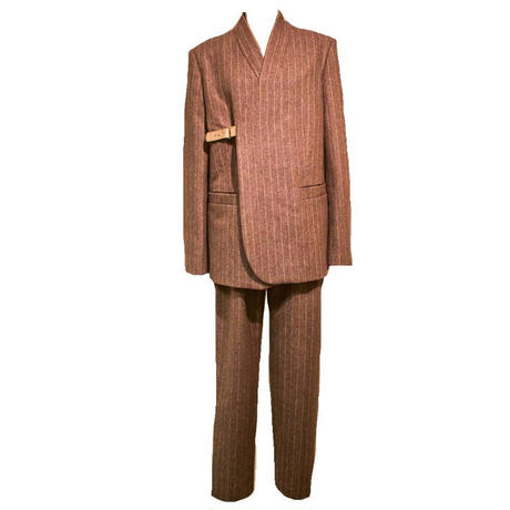 IGO project/Wool Chogori Suit