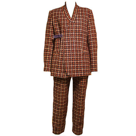 IGO project/Tweed Suit