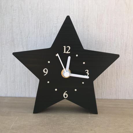 星時計  15  ブラック