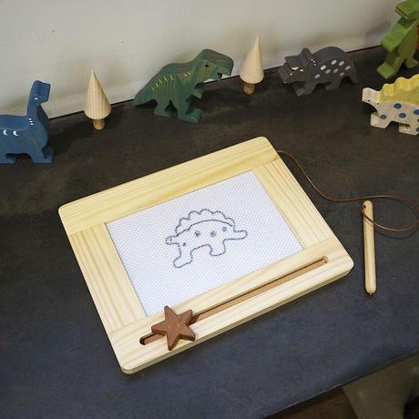 OEKAKI board (natural wood series)
