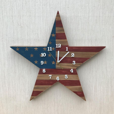 星時計  40  星条旗