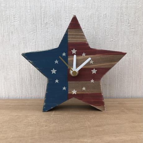 星時計  15  星条旗