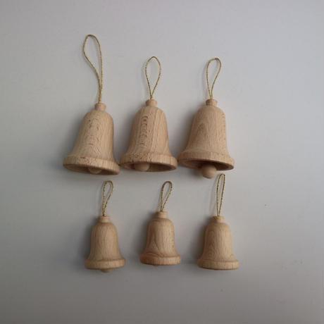 christmas ornament(bell 6p set)