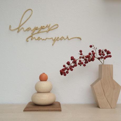 KAGAMIMOCHI×happy new year
