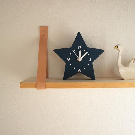 星時計  15cm Navy