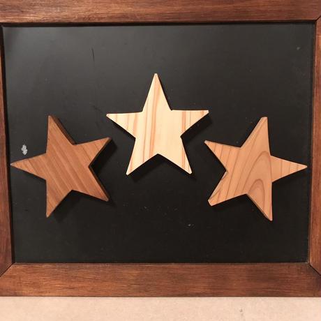 星型マグネット