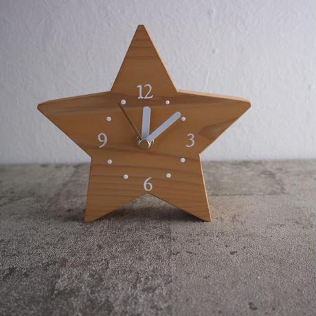 星時計  15cm   Light oak