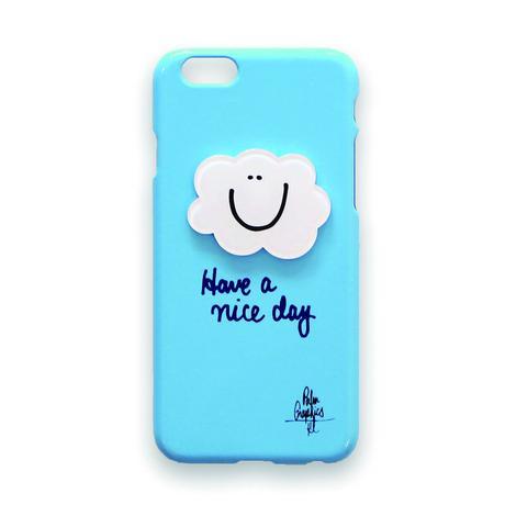 84424 PG i-Phoneカバー Cloud