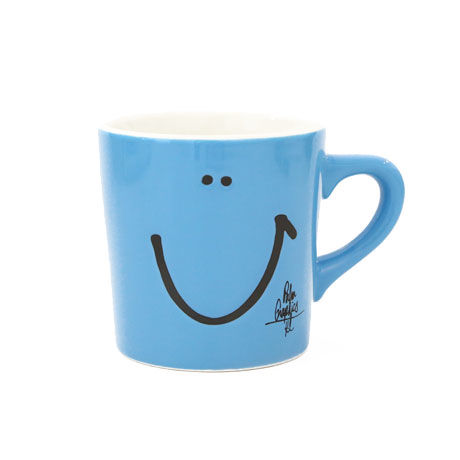 84316 PGマグカップ SMILE BLUE