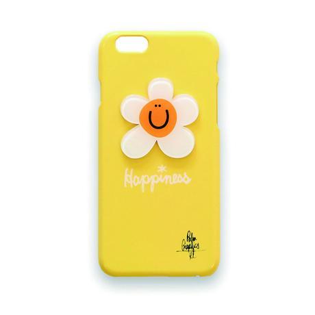 84425 PG i-Phoneカバー Flower